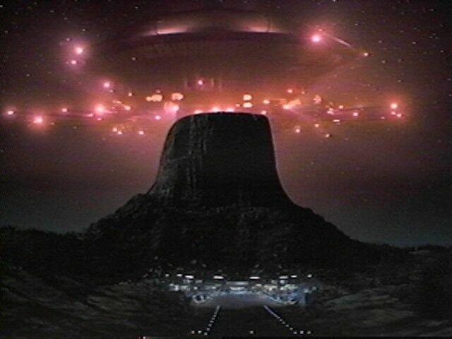 Encontres a la tercera fase – Steven Spielberg