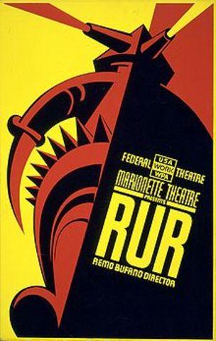 R.U.R. (Robots Universales Rossum)