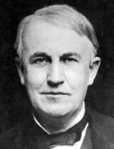 The invention of the electric light bulb is attributed to Thomas Alva Edison with success.