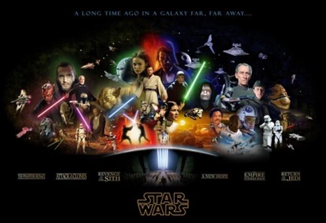 La guerra de les galaxies