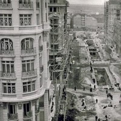 España  1902-1939 timeline