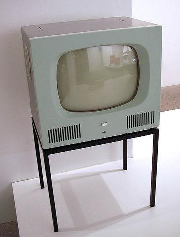 Invenció de la telèvisió