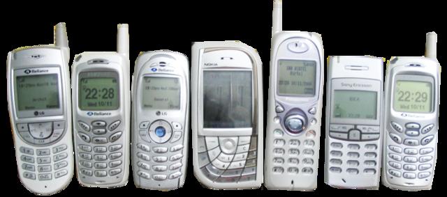 Invenció telèfon mòbil