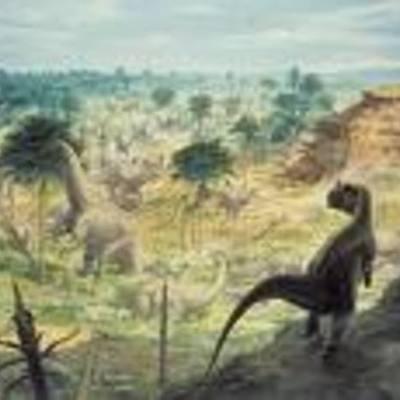 Jurassic Time Period timeline