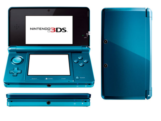 Nintendo 3DS release