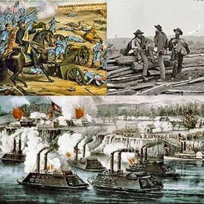 American Civil War timeline