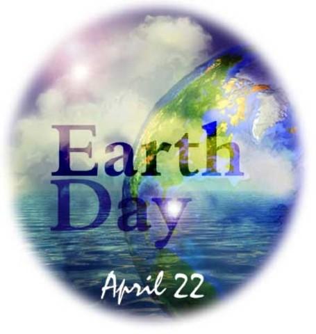Earth day/my birthday. (: