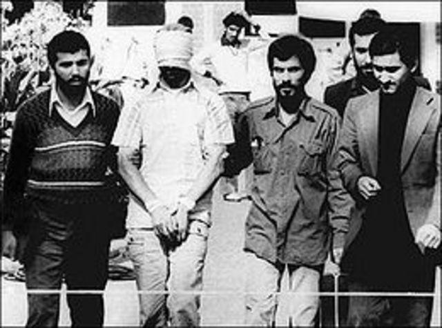 Iran Hostage Ends