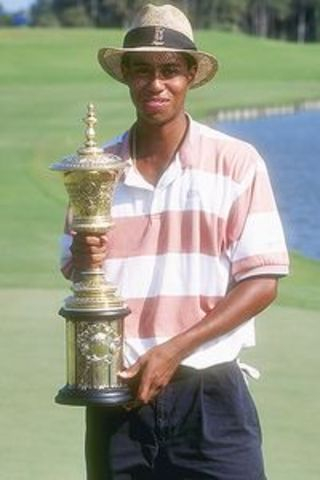 Voted southern California Amateur Player of the year.