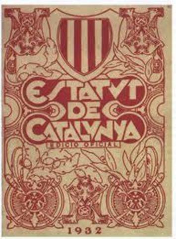 Estatut d'autonomia de Catalunya