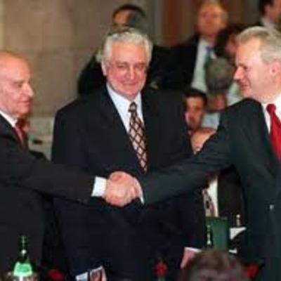 The Breakup of Yugoslavia timeline