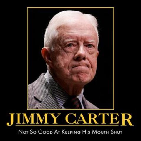 jimmy carter was elected for president