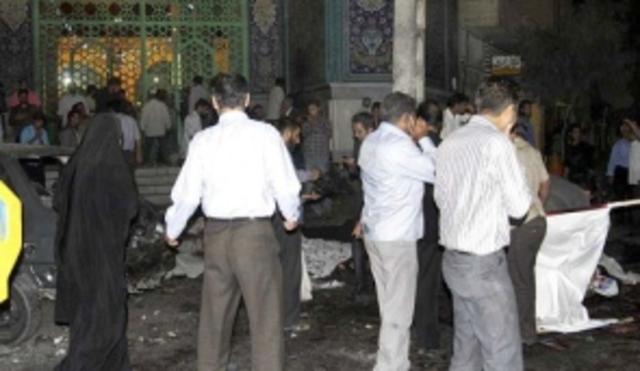 Zahedan Mosque Blast