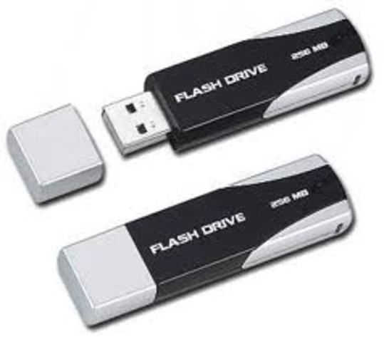 First USB Device