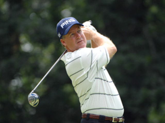 Defeats Bob May in a three-hole playoff to win his second consecutive PGA Championship and third consecutive major title.