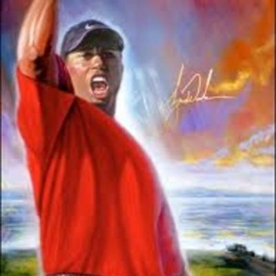 Tiger Woods timeline