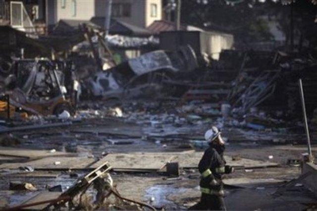 terremoto en la ciudad de Mexico
