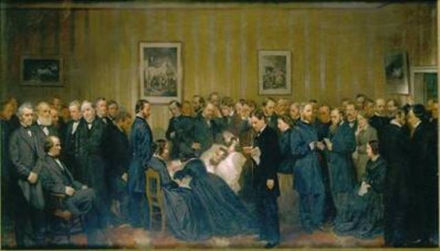 Witness Death of Lincoln - My Great-Great Grandmother was friend of Mary Lincoln, comforted Mary during Lincoln's final hours