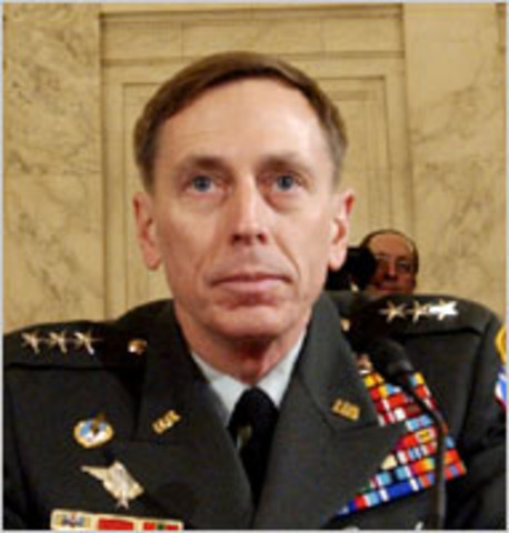 In a congessional testimony, General David Petraeus urges delaying troop withdrawals