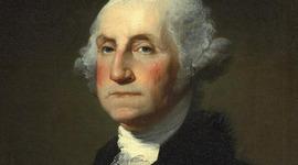 George Washington timeline
