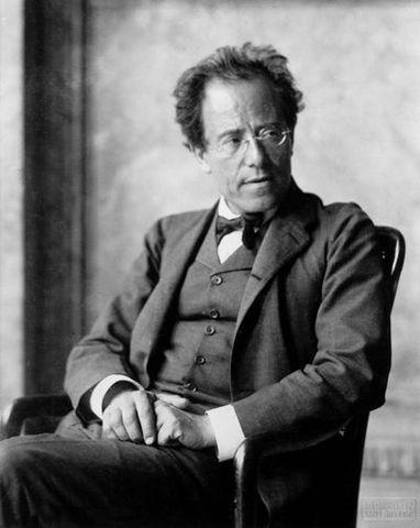 Gustav Mahler dies