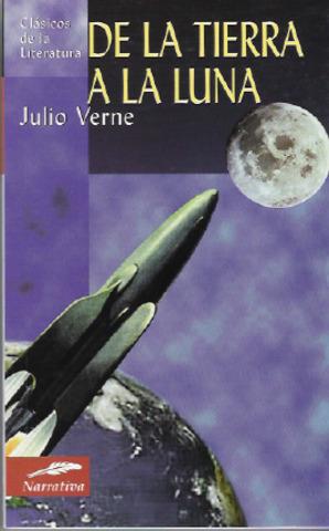 De la Terra a la Lluna -Jules Verne