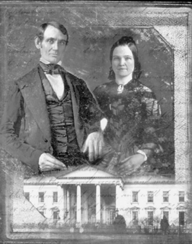 Married Mary Todd.