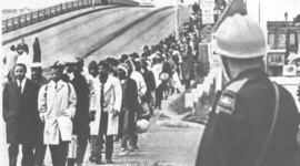 The Selma March timeline