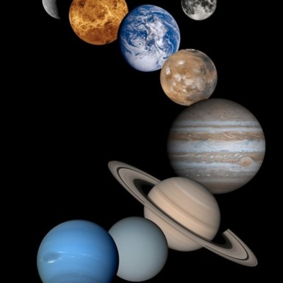 The Solar System- Discoveries and Planets  (Photo came off of Fotopedia) timeline