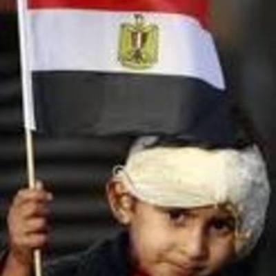 Timeline of egypt's Revoltion
