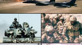 The Gulf War timeline