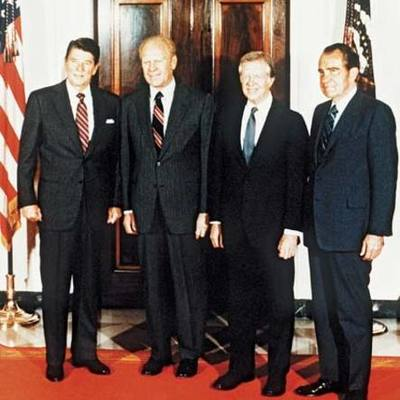 Chapter 32 – Nixon, Ford, Carter  Allison  timeline