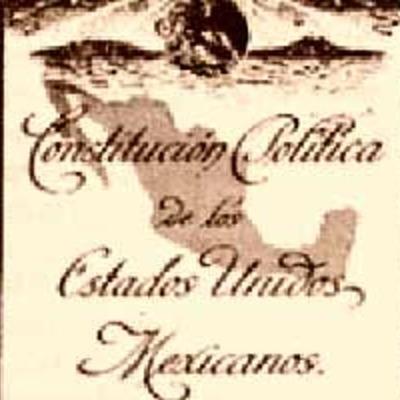CONSTITUCIÓN MEXICANA timeline