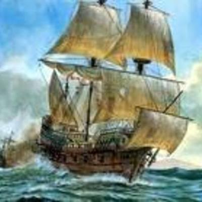 Voyages That Shaped the World timeline