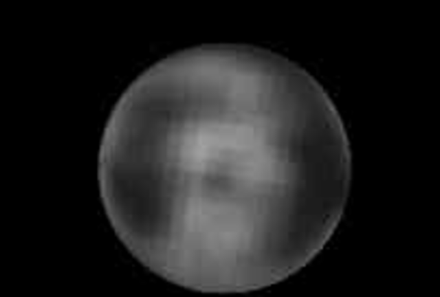Charon discovered by Jim Christy