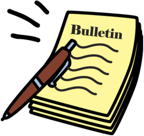 Email, electronic bulletin boards, news, and other information.