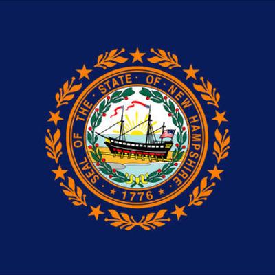 New Hampshire timeline