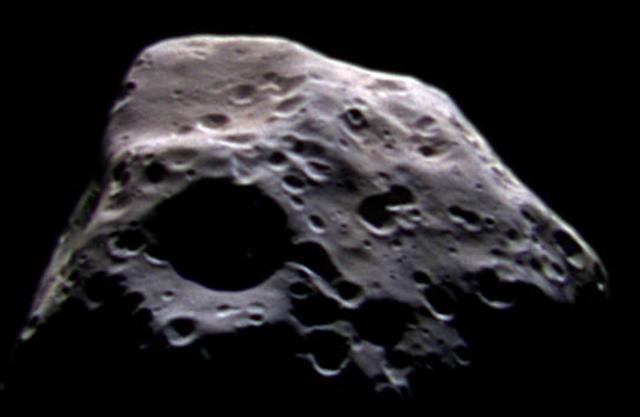 Epimetheus discovered by Walker