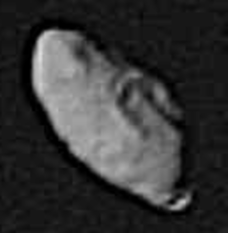 Prometheus discovered by S. Collins