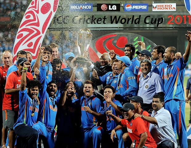 India Won the Worldcup