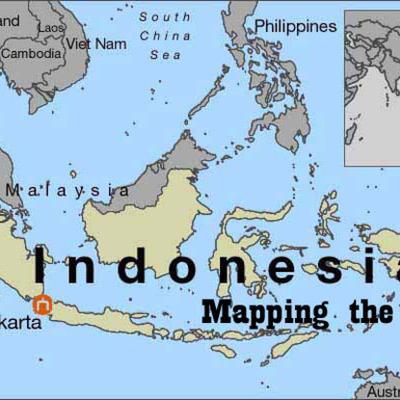 Indonesian History timeline