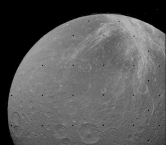 Dione discovered by Cassini