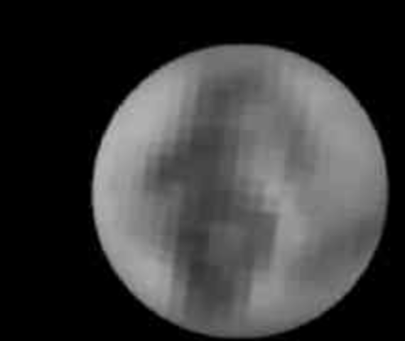 Pluto discovered by Tombaugh