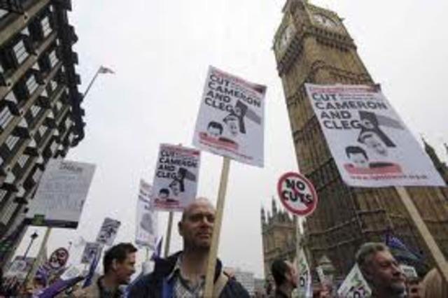 Manifestaciones contra el Gobierno de Reyes
