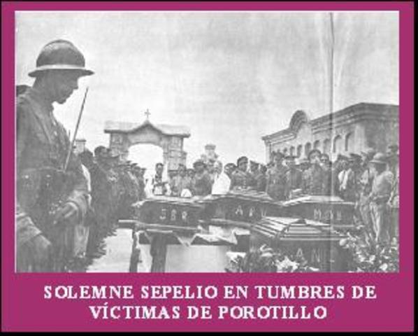 Cesa al fuego con el Perú