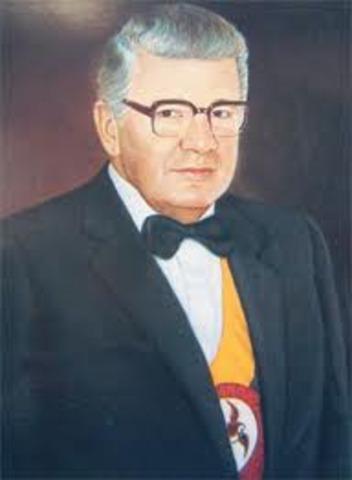 gana las elecciones,  Julio Cesar Turbay Ayala