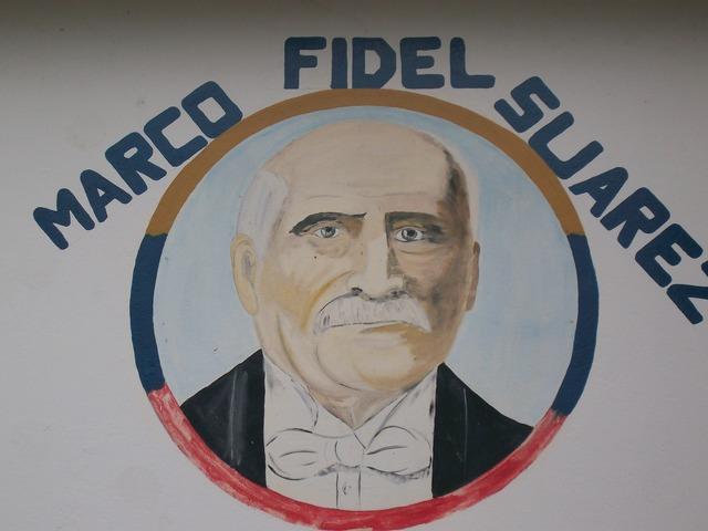 Marco Fidel Suarez