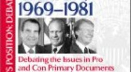 Nixon, Ford, Carter Years (1969-1981) timeline