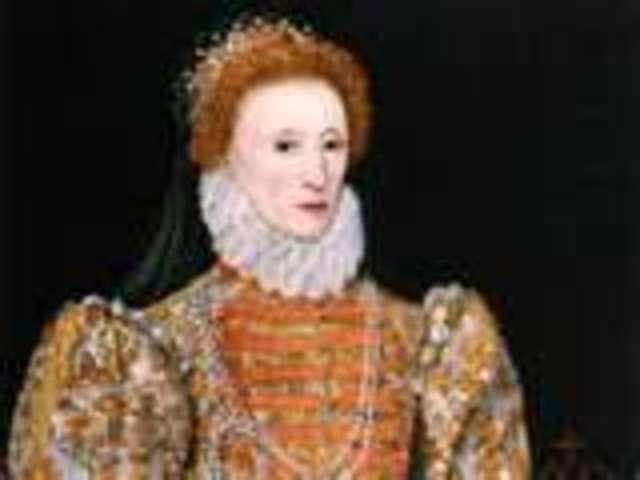 Elizabeth I became queen.
