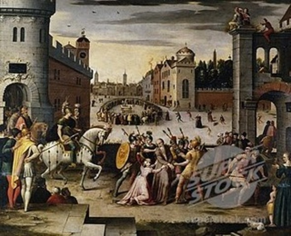 Thomas More executed.